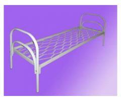 Большой ассортимент металлических кроватей, кровати оптом